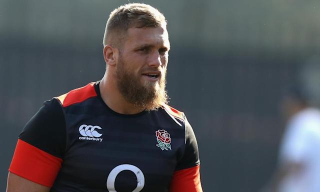 Brad Shields talks 'chip butties' after winning starting spot for England