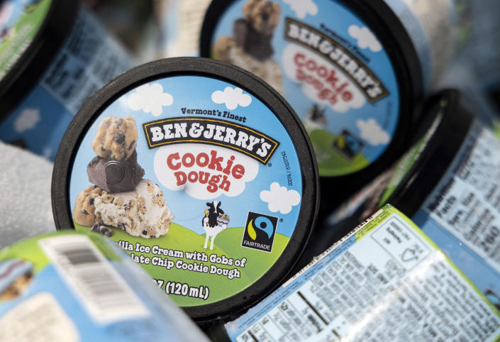 Image: Ben & Jerry's (Kevin Dietsch / Getty Images file)