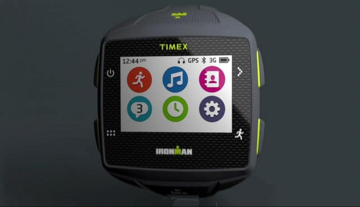 Timex will release a smart watch aimed at runners.