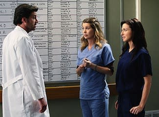 Grey's Anatomy Amelia Returns