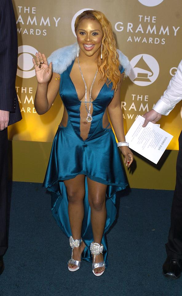 Lil' Kim (Photo by SGranitz/WireImage for NARAS)