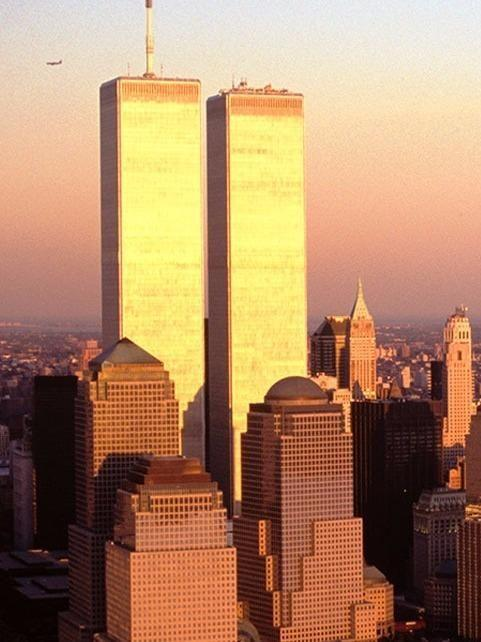 New York's Twin Towers were destroyed by terrorists in 2001. Source: Getty