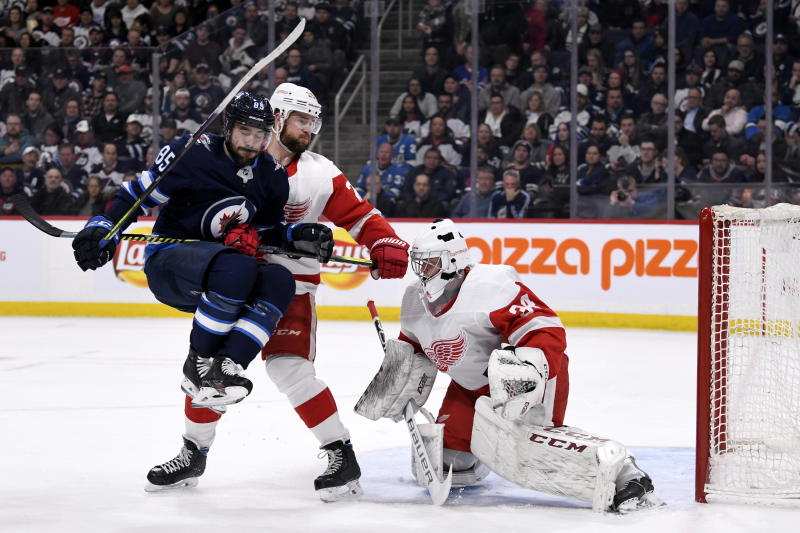 Detroit Red Wings vs. Winnipeg Jets - 12/12/19 NHL Pick, Odds, and Prediction