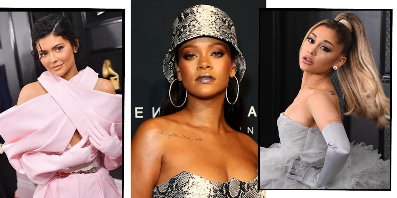 """<p>The Coronavirus pandemic which has put a stop to business-as-usual has seen celebrities collective earnings drop by $200m (£158m), according to <a href=""""https://www.forbes.com/celebrities/"""" target=""""_blank"""">Forbes</a>.</p><p>But yet, despite a global health pandemic and other horrors unfolding across the road, celebrities are still earning billions of dollars (the collective total is estimated to be $6.1bn so despite the $200m drop, they're all good). The money magazine released its annual list of the 100 highest-earning celebrities in 2020 on Thursday.<br></p><p>The list this year is topped by a woman - <a href=""""https://www.elle.com/uk/beauty/hair/a32284894/kylie-jenner-hair-transformations-coronavirus-lockdown/"""" target=""""_blank"""">Kylie Jenner,</a> which comes one week after the<a href=""""https://www.elle.com/uk/life-and-culture/a32712387/kylie-jenner-no-longer-billionaire-forbes-feature/"""" target=""""_blank""""> very same magazine alleged that the beauty mogul had exaggerated her earnings</a> to inflate her status as a billionaire (Forbes previously ascribed her as the youngest 'self-made' billionaire and have since rescinded that title).<a href=""""https://www.elle.com/uk/life-and-culture/a32726885/kylie-jenner-forbes-billionaire-revoking-response/"""" target=""""_blank""""> Jenner responded seemingly flabbergasted,</a> denying the claims and telling her Twitter followers: 'I thought this was a reputable site.. all I see are a number of inaccurate statements and unproven assumptions.'</p><p>Though a female leads the list, it is overwhelmingly male with Jenner's brother-in-law Kanye West ranking in second place having earned $170m (£134m) and then a series of sports stars following to complete the top five: Roger Federer, Cristiano Ronaldo and Lionel Messi. Another woman doesn't appear on the list until position 12. </p><p>The women that are on the list are also overwhelmingly white, with the entire top five not featuring a woman of colour.</p><p>We've gone through the list to show al"""