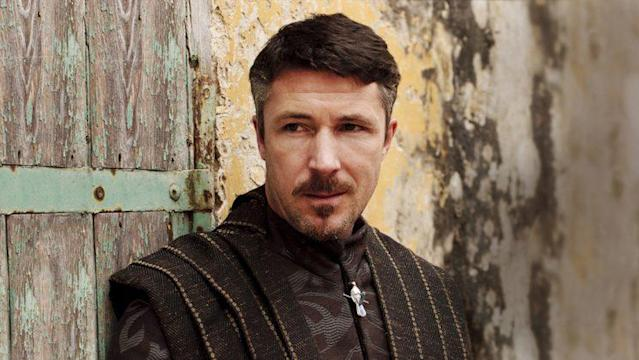Aidan Gillen as Littlefinger (Credit: HBO)