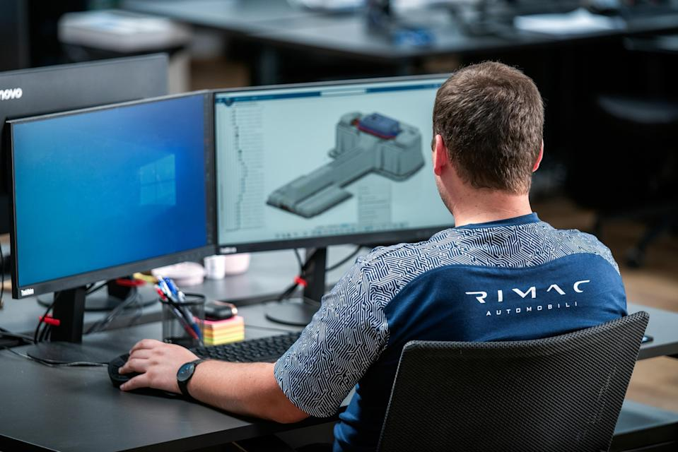 Rimac Battery Systems Engineering