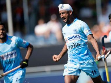 Hockey World Cup 2018: Forward Mandeep Singh ready to renew battle with Belgium with 'basic, error-free game'
