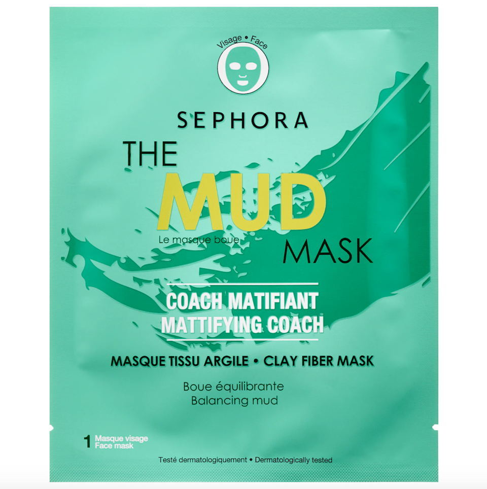 """<br><br><strong>Sephora Collection</strong> SUPERMASK - The Mud Mask, $, available at <a href=""""https://go.skimresources.com/?id=30283X879131&url=https%3A%2F%2Ffave.co%2F3c12qKN"""" rel=""""nofollow noopener"""" target=""""_blank"""" data-ylk=""""slk:Sephora"""" class=""""link rapid-noclick-resp"""">Sephora</a>"""