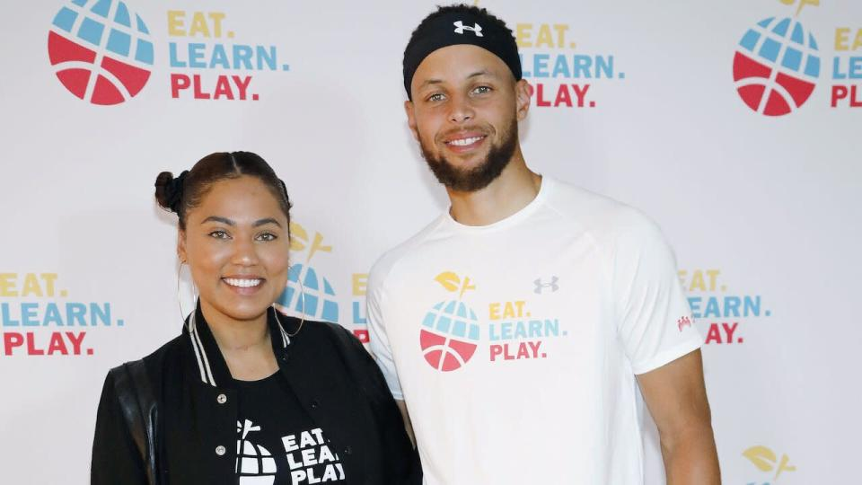 Ayesha Curry on 'Keeping Up' with Husband Stephen Curry in Quarantine: 'It's Been Really Fun'