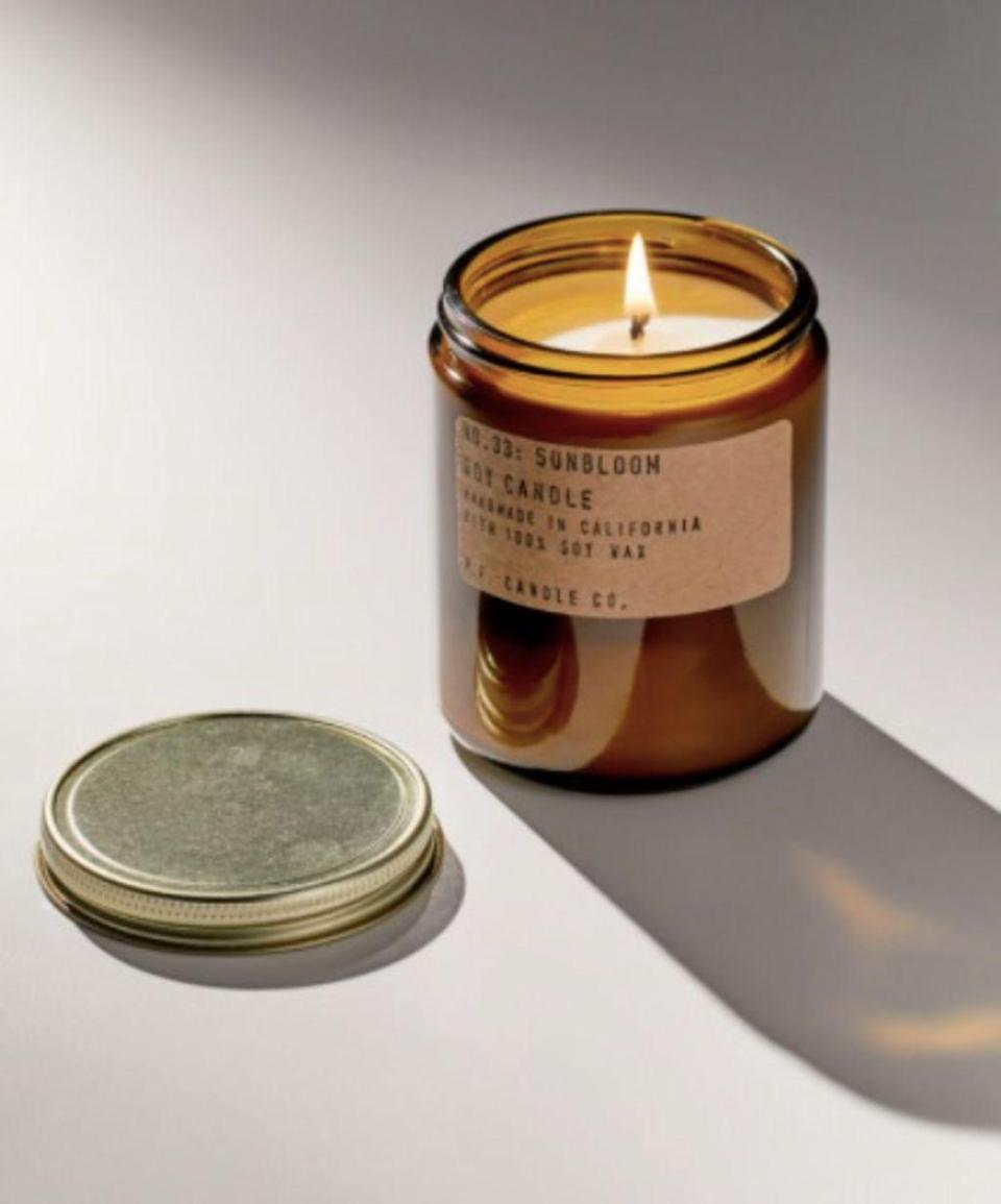 pf candle co, best soy candles