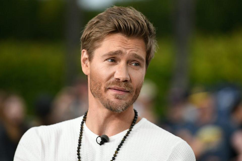 Actor Chad Michael Murray who is set to play Ted Bundy