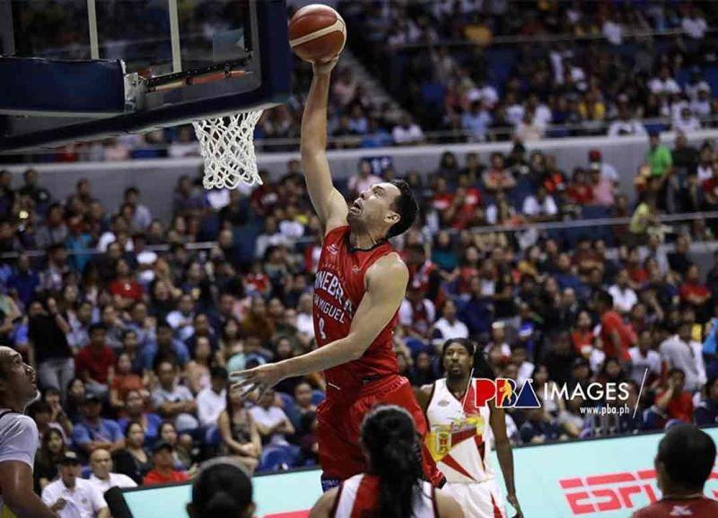 Slaughter replaces Pogoy in Gilas SEA Games roster