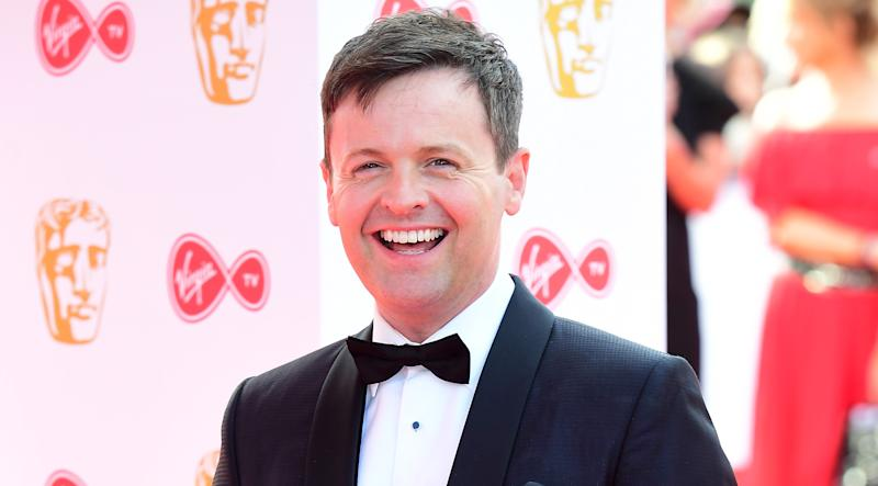 Declan Donnelly considered a career in the priesthood. (PA)