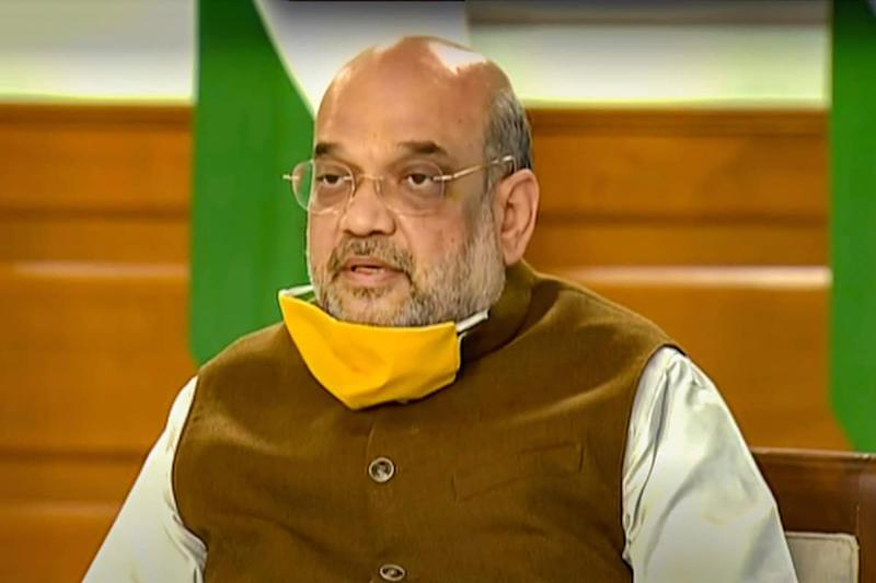 Amit Shah to Join Lok Sabha Proceedings Today after Recovery from Covid-19