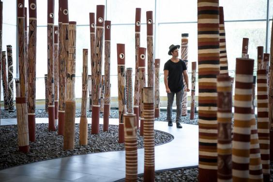 Take a stroll through the National Gallery of Australia (VisitCanberra )