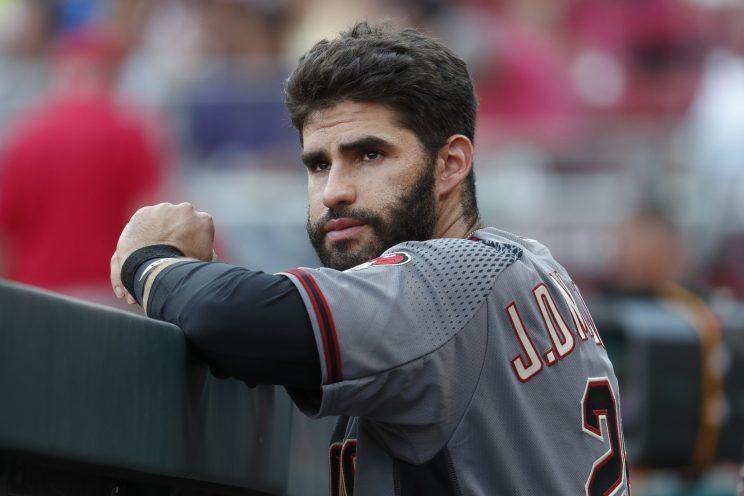 J.D. Martinez was one of the best power bats on the market. (AP Photo)