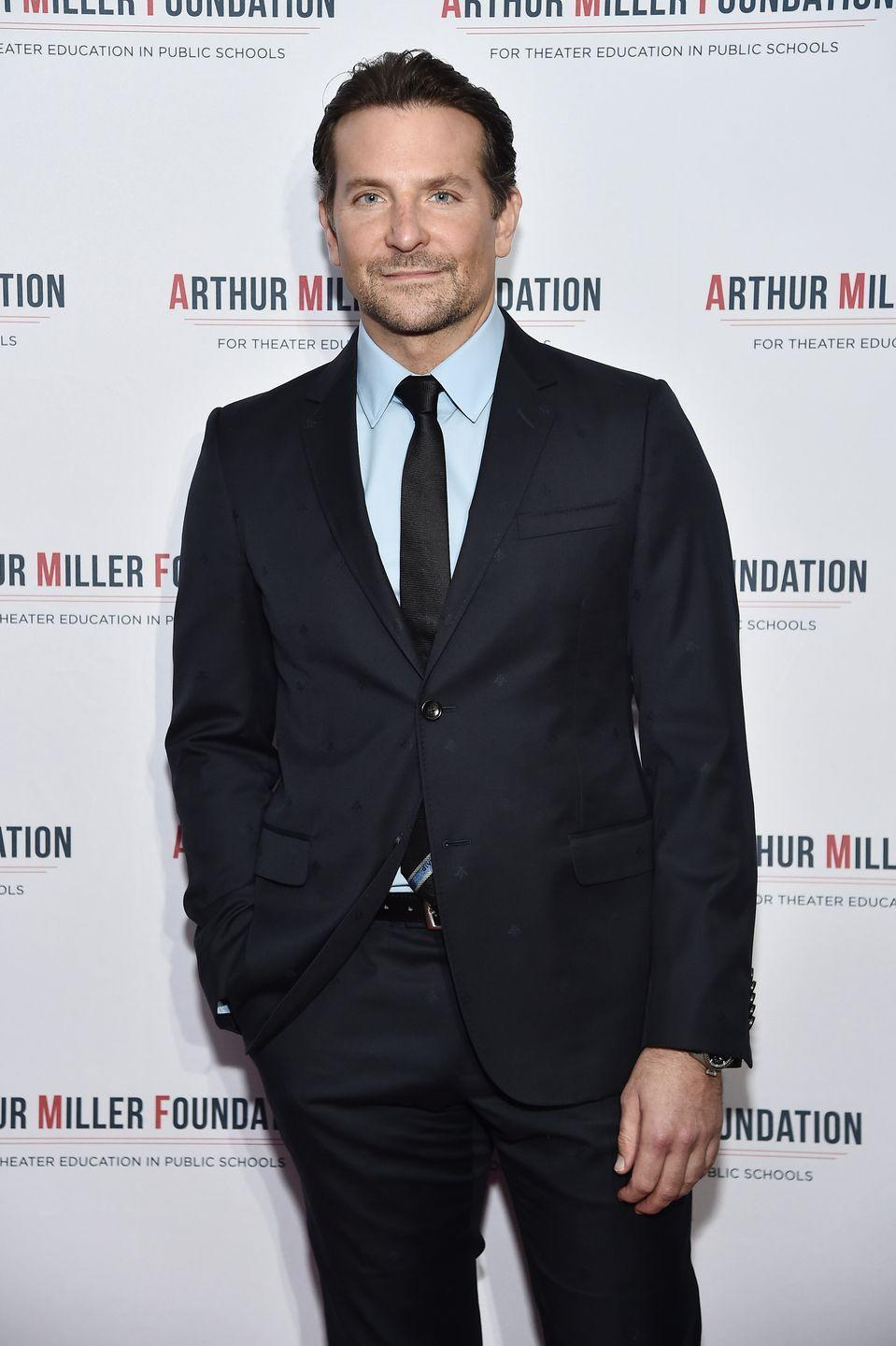 """<p>If you hadn't pegged him for an athlete, think again. Bradley Cooper <a href=""""https://www.esquire.com/news-politics/a10100/bradley-cooper-interview-0611/"""" rel=""""nofollow noopener"""" target=""""_blank"""" data-ylk=""""slk:rowed crew"""" class=""""link rapid-noclick-resp"""">rowed crew</a> while he was a student at Georgetown University. </p>"""