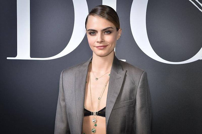 Cara Delevingne just came out as pansexual and broke down what Pride means to her