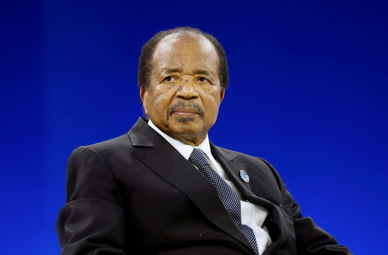 Cameroon's Biya agrees probe needed into village attack: France