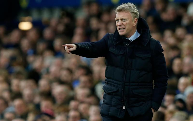 David Moyes, the manager of Sunderland - Reuters
