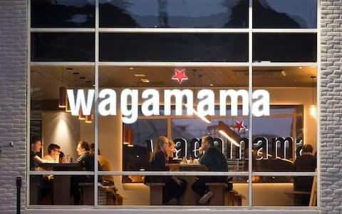 Wagamama - Credit:  Matthew Horwood/ Getty Images Europe