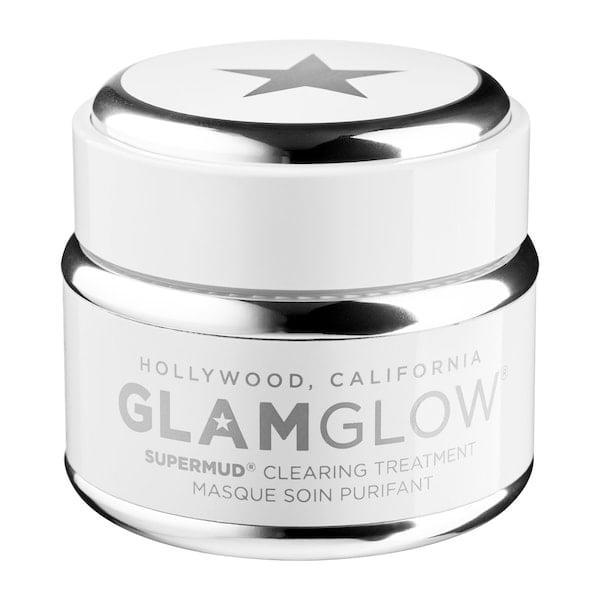 <p>The ever-popular <span>Glamglow Supermud Charcoal Instant Treatment Mask</span> ($25-$86) has six exfoliating acids that work hard to unclog pores, especially in sensitive acne-prone skin. These acids - which include mandelic, tartaric, and pyruvic - work alongside activated-x charcoal to bring about the glowing, clear complexion that stress stripped away.</p>