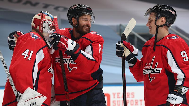 Vitek Vanecek Will Play In Nhl S Round Robin But Capitals Stanley Cup Hopes Rest With Braden Holtby