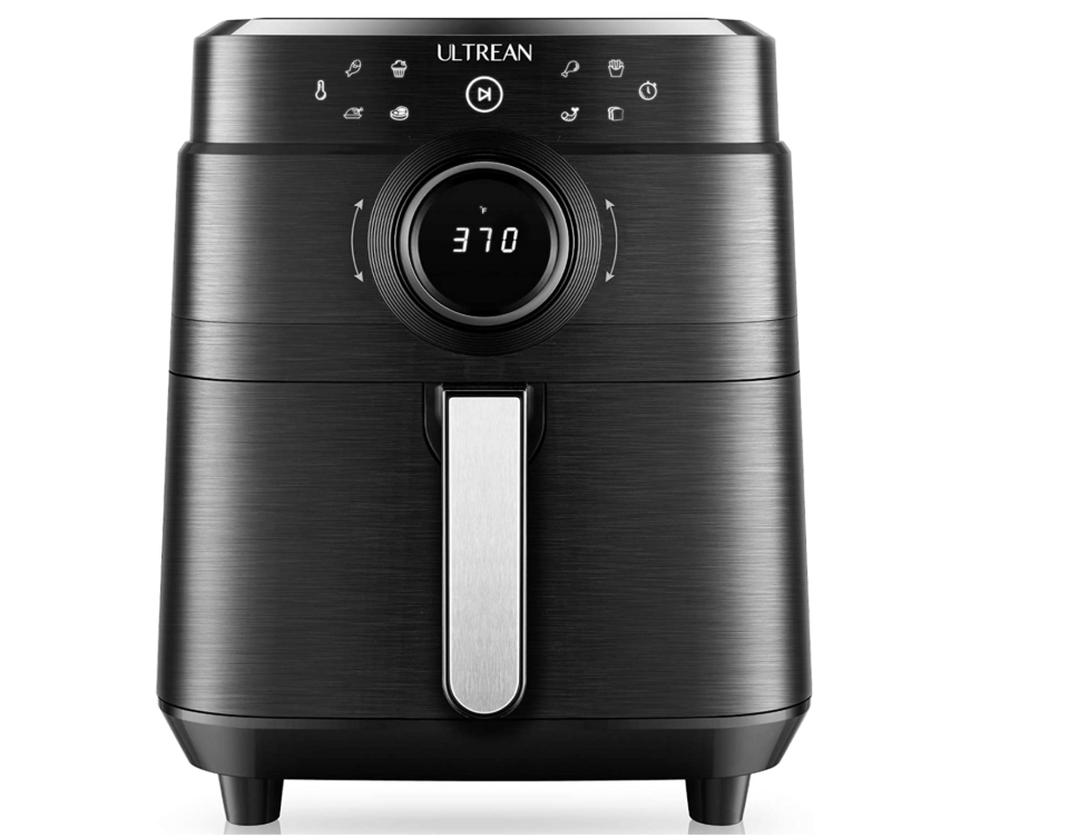 Ultrean 6 Quart Air Fryer - Amazon, $110 (originally $140)