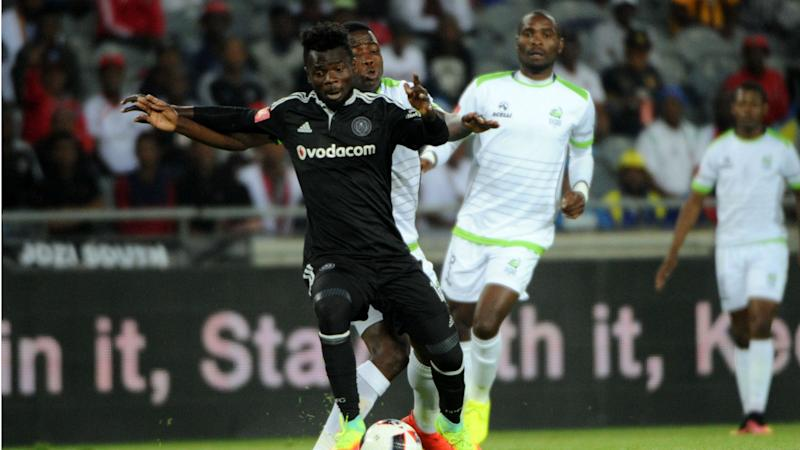 Orlando Pirates forward Morrison finally opens up about his arrest