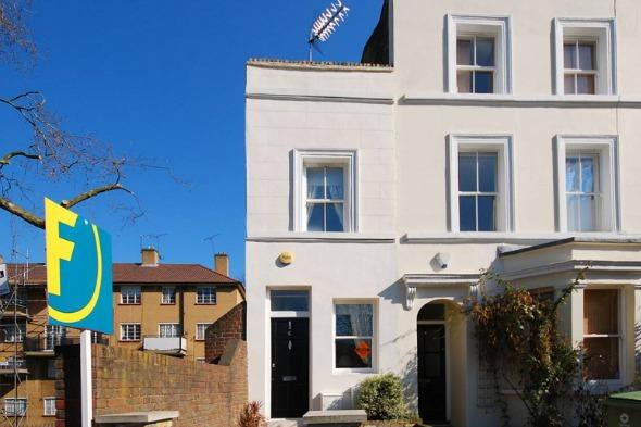 The Denmark Hill property