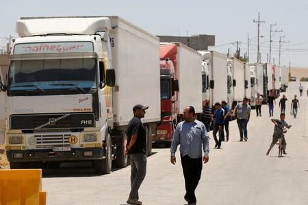 Southern Syria Fighting Creates New Refugee, Border Crises; Israel Sends Aid