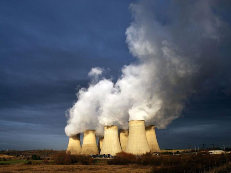 The use of coal-fired power stations dropped dramatically last year: PA