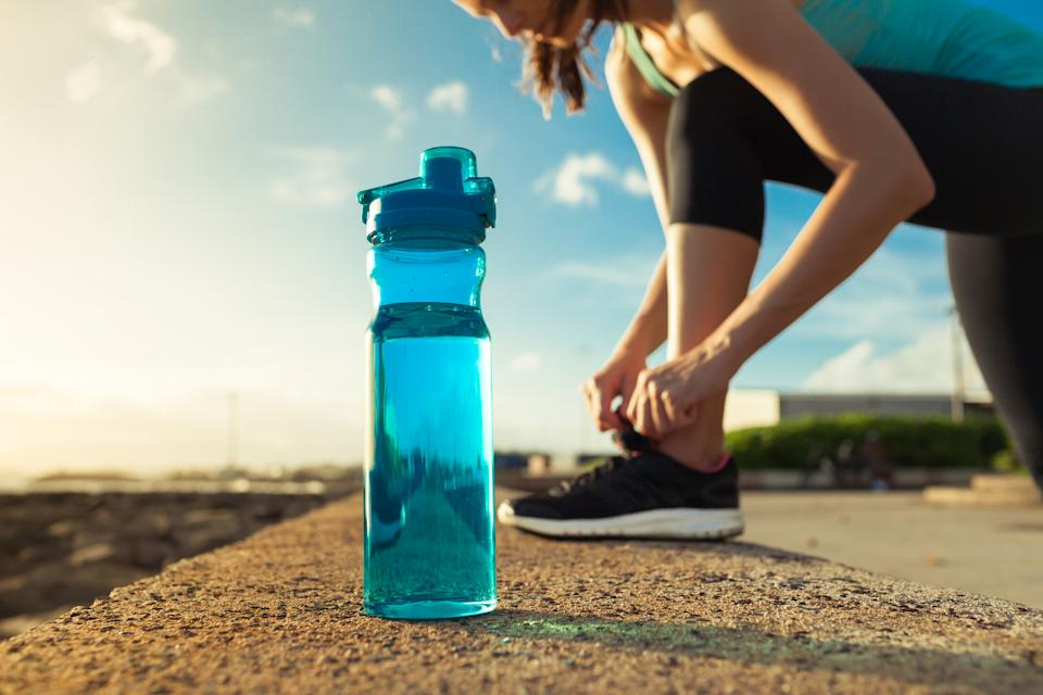 Not drinking enough water can lead to dehydration [Photo: Getty]