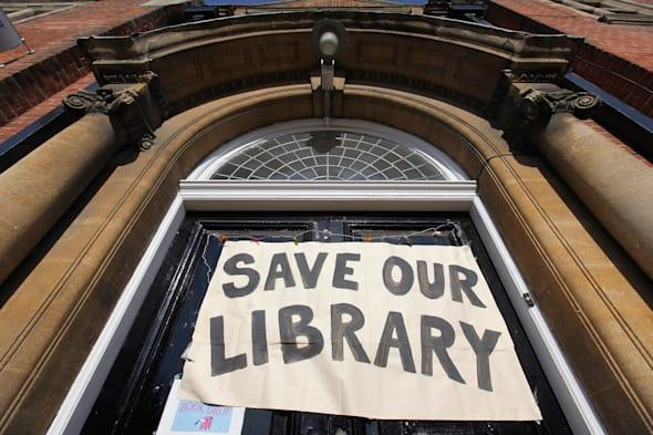 Local Libraries Face Closure As Government Cuts Bite