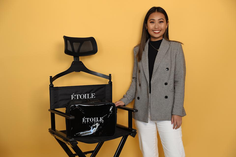 Michelle Hu is the founder of successful beauty business Etoile Collective. Image: Supplied