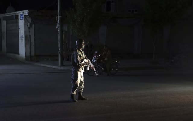 Fears of many deaths after bomb explodes at Kabul wedding