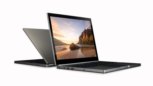 Chromebook Pixel: $1,300 Laptop