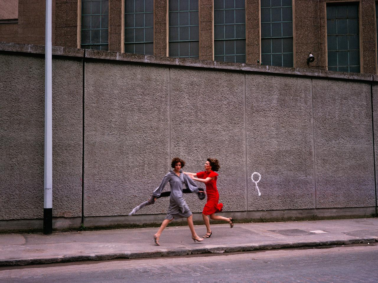 <p>Adjacent to its Parisian headquarters, Chloé has unveiled a new cultural space, a five-floor home which will see a programme of exhibitions and events showcasing the company's 65-year history. The exhibits will reflect the ongoing story of who the Chloé girl is and how the house has given women the freedom to be themselves.</p><p><span>The first temporary exhibition, 'Femininities' – which is open now – focuses on Guy Bourdin, the photographer behind the greatest number of editorials featuring Chloé clothes. </span></p><p><span>Scroll through to see a preview of the imagery in the exhibition and prepare for many more unseen images and clothing from the archive if you have the chance to see the exhibition in Paris.</span></p>