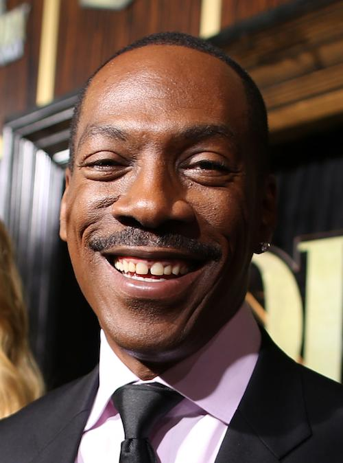 Eddie Murphy Is Hollywood's Most Overpaid Actor on Forbes List