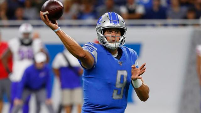 Lions preseason Week 3 snap counts: 12 key observations