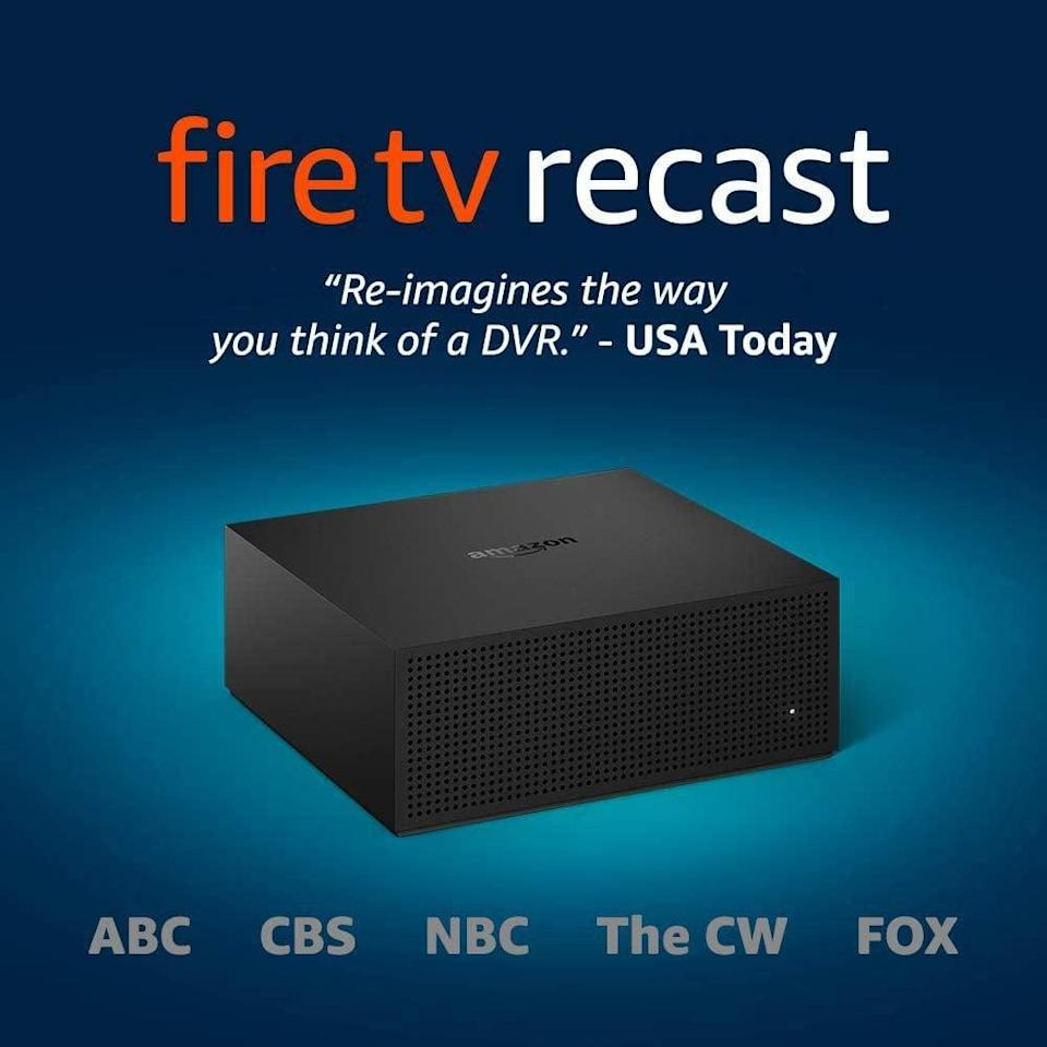 <p><span>Fire TV Recast</span> ($130, originally $230)</p>
