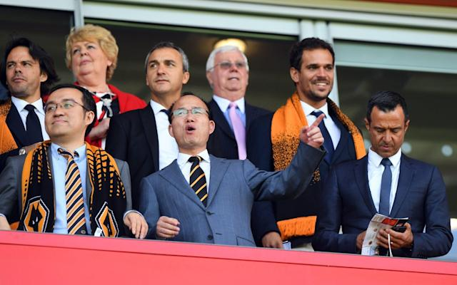 "The Football League has been urged by Championship clubs to investigate the influence of Jorge Mendes, the Portuguese agent, at Wolverhampton Wanderers, and a promotion rival plans to write to the authorities. Mendes, whose clients include Jose Mourinho and Cristiano Ronaldo, has close links with Wolves and there is growing unease among clubs in the division over how far his influence extends. The Telegraph has seen a draft letter from a rival club, which will be addressed to League chief executive, Shaun Harvey, and the Football Association, outlining those concerns and there is understood to be a growing clamour from others to launch an inquiry. Leeds United, Aston Villa and Derby County are thought to be three of the teams who have voiced dissatisfaction in the past to the Football League. Mendes, who has no official title on the Wolves website, has a number of clients at the club, including head coach Nuno Espirito Santo, £15 million midfielder Ruben Neves, attacker Diogo Jota (on loan from Atlético Madrid) and £7m winger Ivan Cavaleiro. It is alleged that ""almost half"" of 25 players signed in the past 18 months have been from Mendes's Gestifute firm, though this has not been officially confirmed. Nuno Espirito Santo, the Wolves manager, is one of many Mendes clients at Molineux Credit: Joe Giddens/PA Wire Mendes's link with Wolves began in July 2016 when Chinese conglomerate Fosun International completed its £30m takeover, and his presence has always been a source of intrigue for rivals. He has a long-standing relationship with Fosun and agreed to sell a minority share of his agency to a subsidiary of Fosun in 2015. With Wolves six points clear of second-placed Cardiff, clubs are now increasing the pressure on the governing bodies to take a closer look at Mendes's involvement. In the proposed letter obtained by The Telegraph, the EFL is reminded of the FA's regulations over third-party interest in players, which state: ""No club may enter into an agreement which enables any party, other than the club itself, to influence materially the club's policies or the performance of its teams or players in matches and/or competitions."" The Championship club has drafted a letter to be sent to Football League chief executive Shaun Harvey, right Credit: Xiaolu Chu/Getty Images The senior figure at the club writes: ""Given the broad interpretation of 'agreement' in the FA's regulations, which can be any 'agreement, arrangement, obligation, undertaking or understanding whether oral or written, formal or informal or otherwise', I would invite the FA and EFL to consider whether Mr Mendes does indeed materially influence Wolves's policies or the performance of its teams or players in matches and/or competition."" He adds: ""Whilst I accept that an agent, such as Mr Mendes, may seek to influence a club such that it retains one of its clients, the greater the number of clients signed by the club, the greater the agent's influence over it. In addition to this general principle, there exists, in this particular case, a commercial relationship between Fosun and Gestifute. ""In these circumstances, I would also invite the EFL to consider whether Mr Mendes meets the definition of a 'Relevant Person' for the purposes of Appendix 3 to Section 7 of the EFL regulations."" Wolves have previously insisted they are complying with the rules, however, and point out that Mendes is only an adviser who is not in full control of recruitment. The Football League has also stated on numerous occasions that it remains satisfied over Mendes's involvement. The Premier League, meanwhile, will conduct a rigorous owners and directors' test if the club are promoted at the end of the season. Last year, 20 chairmen in the top flight voted unanimously to toughen up the rules on the third-party test. But many Championship clubs, including Leeds, Villa and Derby – the latter two of which are promotion contenders – have been unhappy with what they perceive as a lack of clarity over the Wolves situation. The trio are all thought to have expressed their concerns to the EFL, with the subject expected to be discussed at Thursday's monthly board meeting. One of the clubs, Villa, face Wolves at home this Saturday."