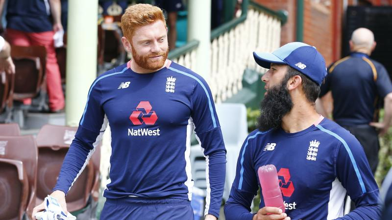 Jonny Bairstow and Moeen Ali impress as England warm up for Ireland ODI series