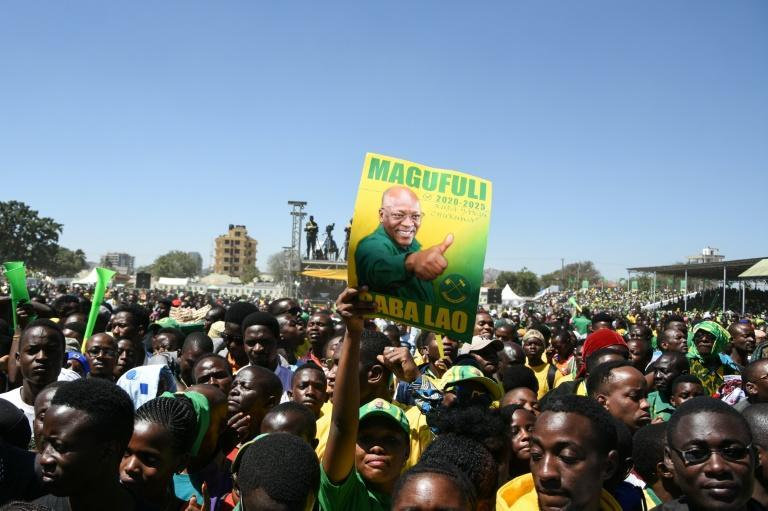 President John Magufuli intially inspired with a crackdown on corruption but has since taken an authoritarian turn