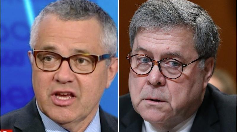 Jeffrey Toobin Has A Theory About Fox News' Effect On William Barr