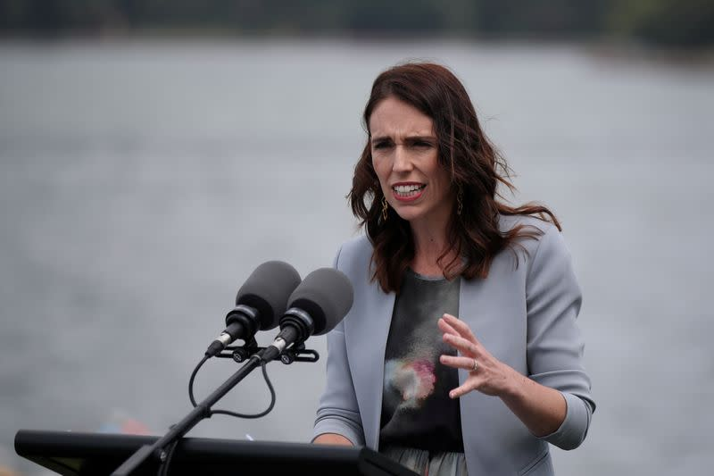 New Zealand PM Arden plays down Bledisloe biosecurity concerns