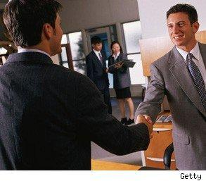 small business job search networking