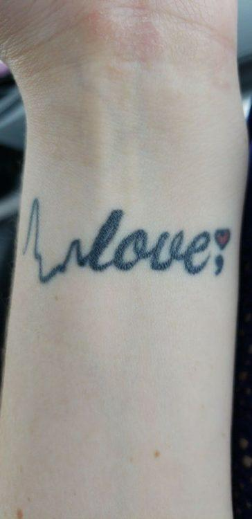 8a89f5bd1 50 Tattoos People Look at When They're Struggling With Suicidal Thoughts