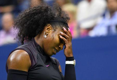 Serena Williams out of BNP Paribas WTA Finals after shoulder injury