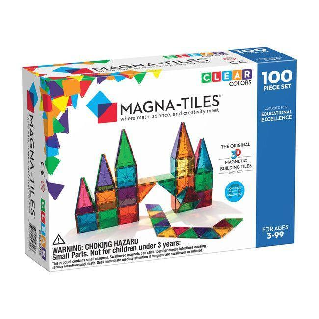 """<p><strong>Magna-Tiles</strong></p><p>maisonette.com</p><p><strong>$119.99</strong></p><p><a href=""""https://go.redirectingat.com?id=74968X1596630&url=https%3A%2F%2Fwww.maisonette.com%2Fproduct%2Fmagna-tiles-clear-colors-100-piece-set&sref=https%3A%2F%2Fwww.harpersbazaar.com%2Ffashion%2Ftrends%2Fg34691566%2Fbest-gifts-for-toddlers%2F"""" rel=""""nofollow noopener"""" target=""""_blank"""" data-ylk=""""slk:Shop Now"""" class=""""link rapid-noclick-resp"""">Shop Now</a></p><p>Hours of entertainment for them (and you).</p>"""